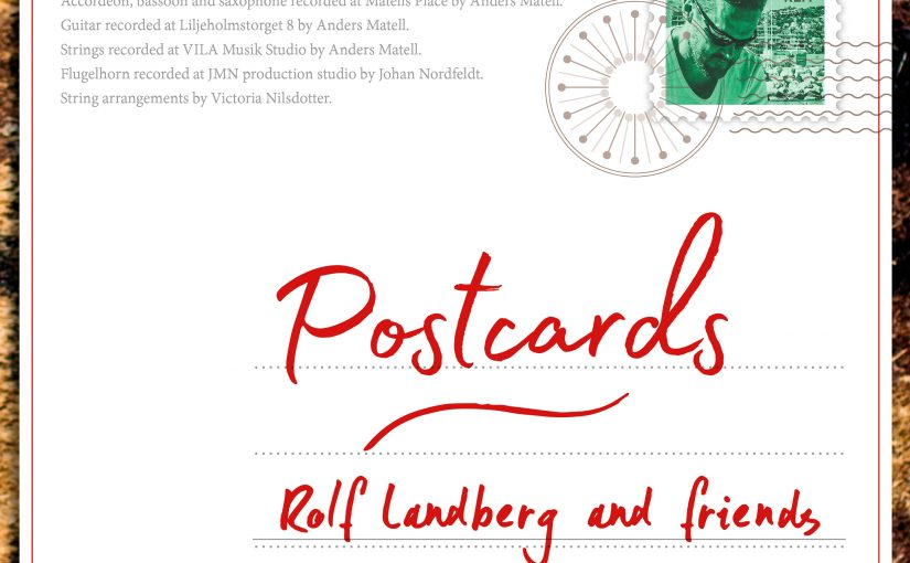 "Digital Release of ""Postcards"""